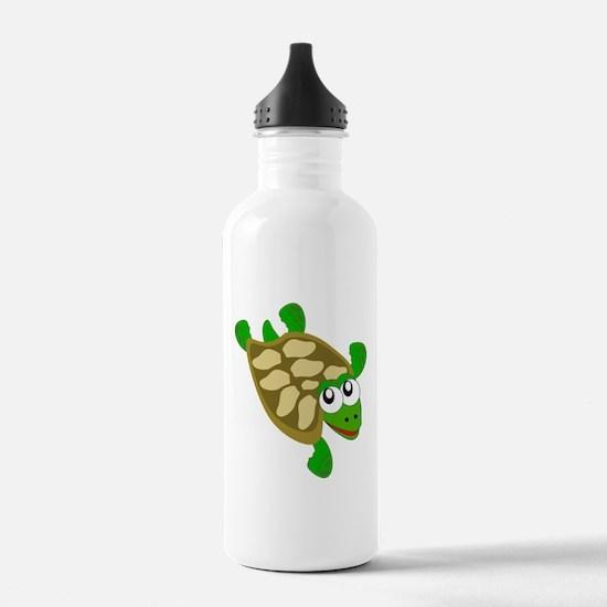 Turtle Sports Water Bottle