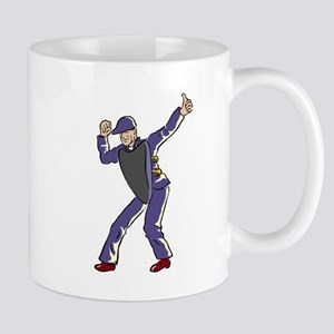 Baseball Umpire Out Mugs