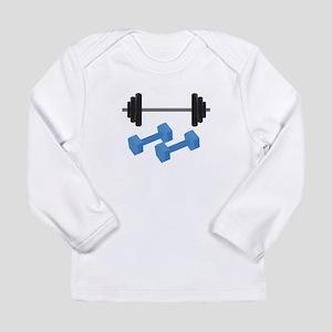 Weight Lifting Long Sleeve T-Shirt