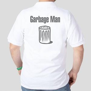 Garbage Man Golf Shirt