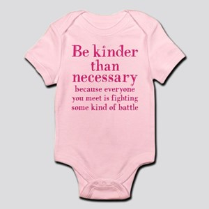 BE KINDER Infant Bodysuit