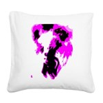 Joy of life Square Canvas Pillow