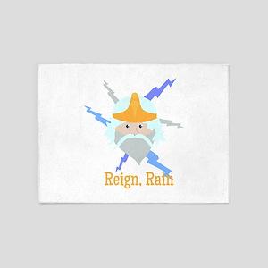Reign, Rain 5'x7'Area Rug