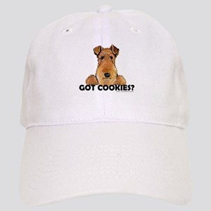 Welsh Terrier Cookies Cap
