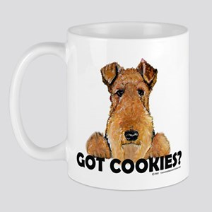 Welsh Terrier Cookies Mug