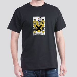 PURCELL Coat of Arms Dark T-Shirt