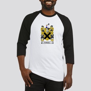 PURCELL Coat of Arms Baseball Jersey