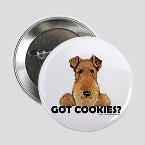 Welsh Terrier Cookies Button