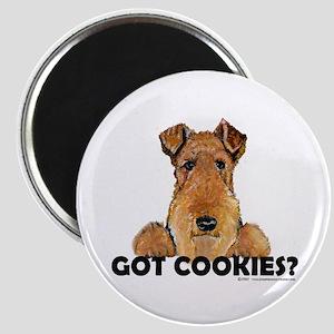 Welsh Terrier Cookies Magnet