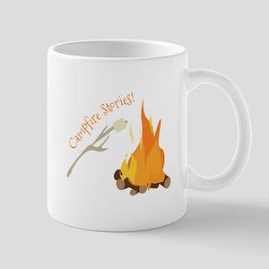 Campfire Stories! Mugs