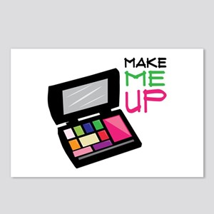 Make Me Up Postcards (Package of 8)