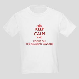 Keep Calm and focus on The Academy Awards T-Shirt