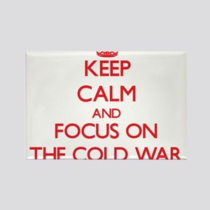 Keep Calm and focus on The Cold War Magnets
