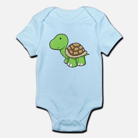 Cute Baby Turtle Body Suit