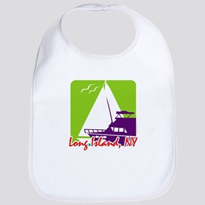Sailing Long Island Bib