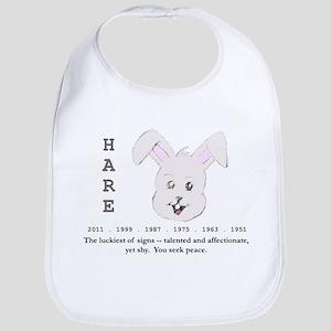 year of the hare bib