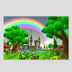 Fairytale Postcards (Package of 8)
