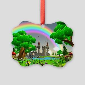 Fairytale Picture Ornament
