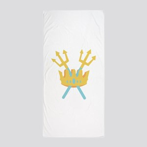 Atlantis Beach Towel