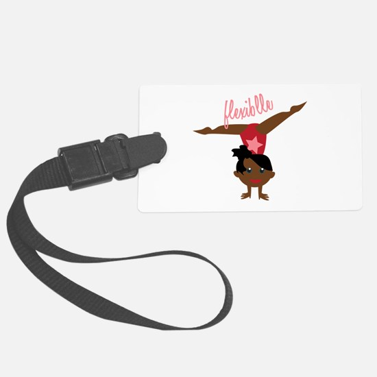 Flexible Luggage Tag