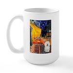 Cafe & Bolognese Large Mug