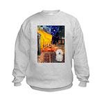 Cafe & Bolognese Kids Sweatshirt