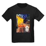 Cafe & Bolognese Kids Dark T-Shirt