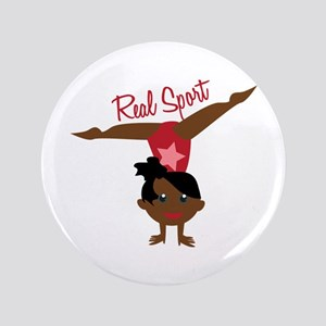 "Real Sport 3.5"" Button"