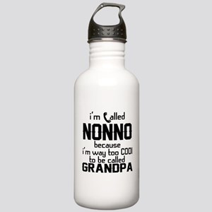 I'M CALLED NONNO BECAUSE I'M WAY TOO COOL TO BE CA