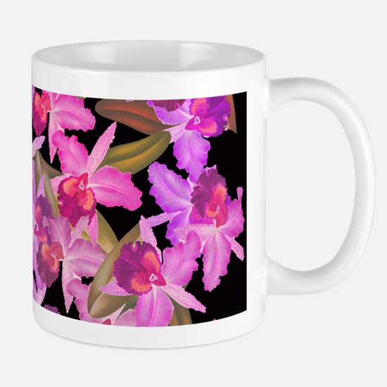 Orchid Flowers Mugs
