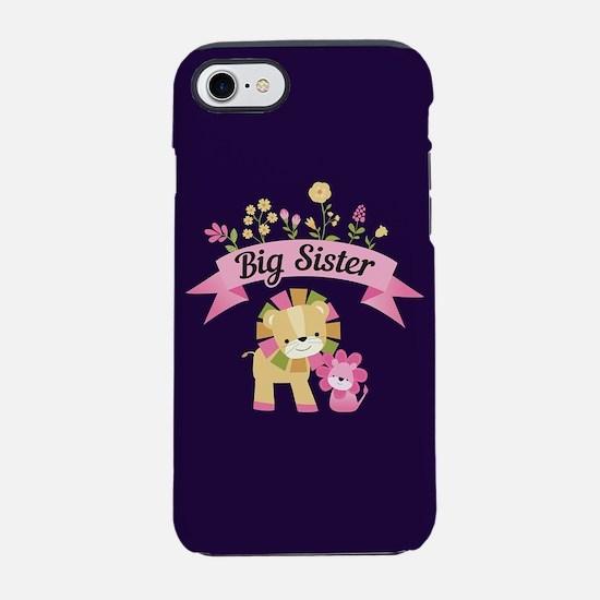 Big Sister Lions iPhone 7 Tough Case
