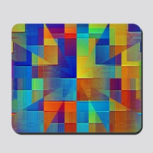 Kaleidoscope of Color Mousepad