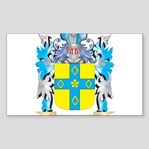 Hayley Coat of Arms - Family Crest Sticker