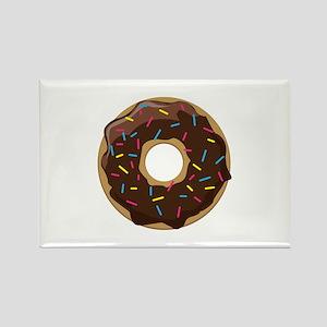 Sprinkle Donut Magnets