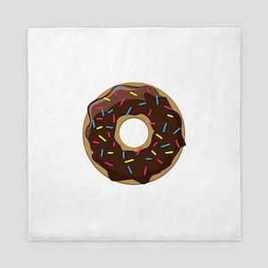 Sprinkle Donut Queen Duvet