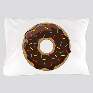 Sprinkle Donut Pillow Case