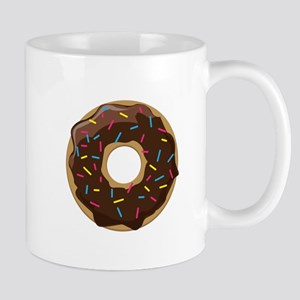 Sprinkle Donut Mugs