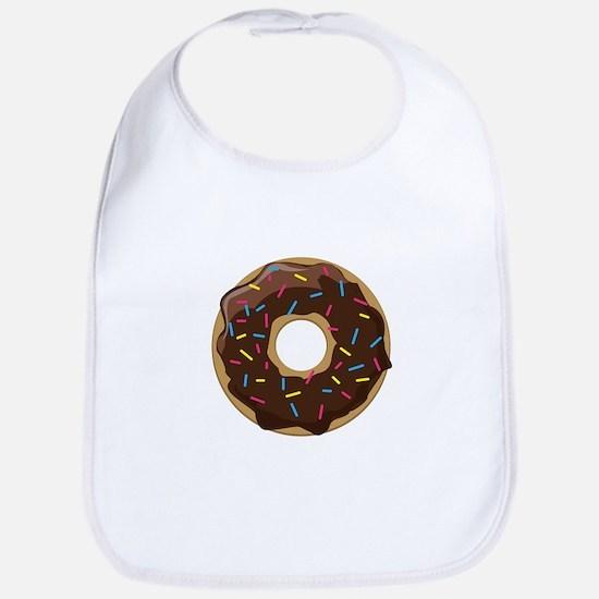 Sprinkle Donut Bib