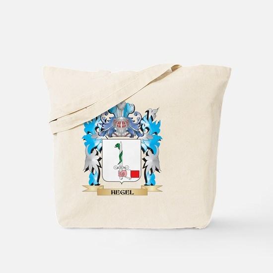 Funny Hegel Tote Bag