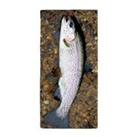 Taneycomo Rainbow Trout PS Beach Towel