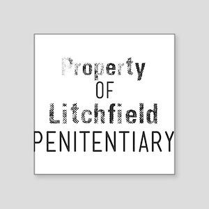 Property of Litchfield Penitentiary Sticker