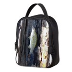 Woody Pittsburgh Smallmouth Neoprene Lunch Bag
