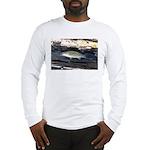 Woody Pittsburgh Smallmouth Long Sleeve T-Shirt