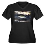 Woody Pittsburgh Smallmouth Plus Size T-Shirt