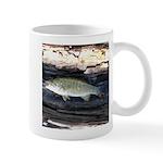 Woody Pittsburgh Smallmouth Bass sqr Mugs