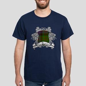 MacDonald Tartan Shield Dark T-Shirt
