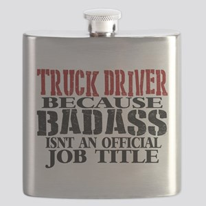 Badass Trucker Flask