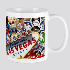 Las Vegas Icons - Gamblers Delight Mugs