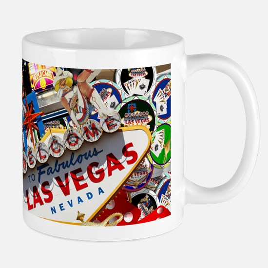 Las Vegas Icons - Gamblers Delight Mugs
