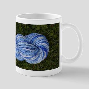 Handspun yarn Mugs